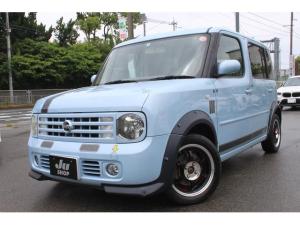 日産 キューブキュービック EX カスタム車