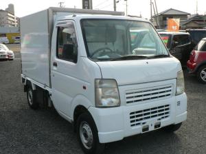 スズキ キャリイトラック 冷蔵冷凍車 -5℃設定 スタンバイ付 5速マニュアル