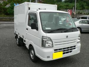 スズキ キャリイトラック 冷蔵冷凍車 -5℃設定