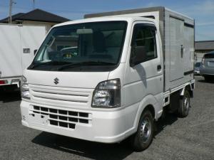 スズキ キャリイトラック 冷蔵冷凍車4WD -5℃設定 キーレス付