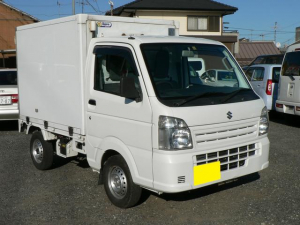 スズキ キャリイトラック 冷蔵冷凍車 -5℃設定 ETC付