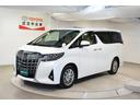 トヨタ/アルファード 2.5G 本革シート サンルーフ 後席モニター