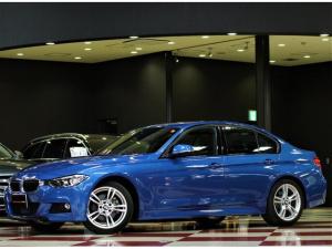 BMW 3シリーズ 320d Mスポーツ/アクティブクルーズ/レーンディパーチャ