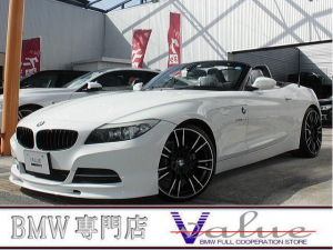 BMW Z4 sDrive23iハイライン黒革TV新品20AWエアロ