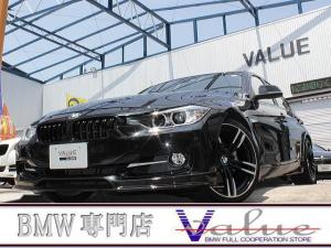 BMW 3シリーズ 320i スポーツ 新品19アルミエアロ禁煙車