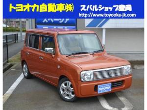 スズキ アルトラパン Gセレクション 4WDAT・FM/AM付CD・MDプレーヤーシートヒーター(運転席)