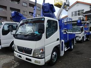 三菱ふそう キャンター  高所作業車 タダノAT121 12m