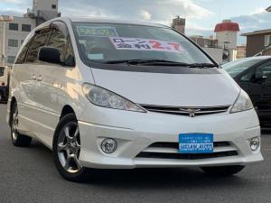 トヨタ エスティマL アエラス-S ナビ Bカメ 両パワスラ 5000km保証