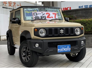 スズキ ジムニーシエラ JC 即納車可 衝突軽減B LED 未使用車 メーカー保証付