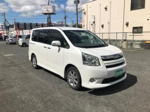 トヨタ ノア S Gエディション 地デジナビ付 両側パワ-スライドドア プッシュスタ-ト