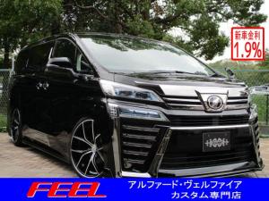 トヨタ ヴェルファイア 2.5Z G21inアルミ車高調 新作エアロ新作シートカバー