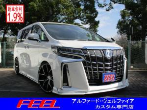 トヨタ アルファード 2.5S Cパッケージ Newスタイルエアロパッケージ