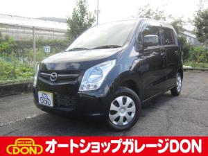 マツダ AZワゴン XG タイミングチェーン CDデッキ キーレス ベンチシート