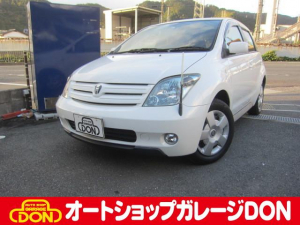 トヨタ イスト 1.3F LエディションHIDセレクションII ナビ ETC
