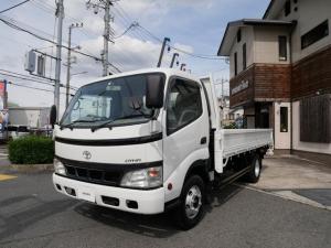 トヨタ ダイナトラック 3.5t 平ボディ ワイド ロング  6速MT