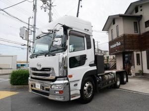 UDトラックス トレーラーヘッド 第五輪荷量 11100kg 2デフ ターボ