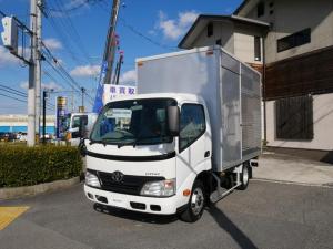 トヨタ ダイナトラック 2t アルミバン 6速AT 5トン未満免許対応