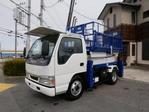 いすゞ エルフトラック 高所作業車 6.5m スーパーデッキ エスマックNTC60