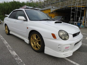 スバル インプレッサ WRX STi WRX リミテッド 4WD 車高調 6速MT ターボ