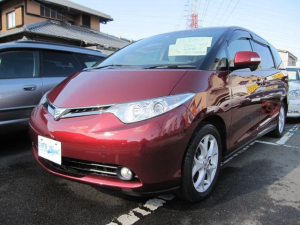 トヨタ エスティマ G 3.5 SDナビ バックモニター 両側電動ドア 屋内保管 リヤドア電動開閉
