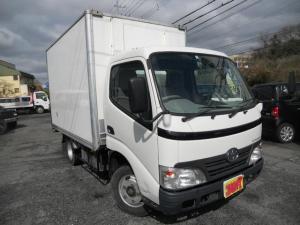 トヨタ ダイナトラック 冷凍冷蔵パネル車 DENSO製