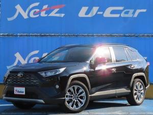 トヨタ RAV4 G Zパッケージ ワンオーナー 安全装備搭載
