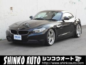 BMW Z4 sDrive23i ハイラインパッケージ本革 12ヵ月保証