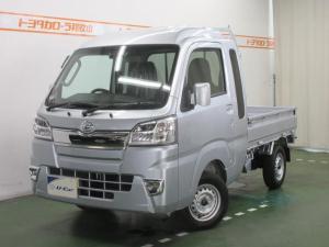 ダイハツ ハイゼットトラック ジャンボSAIIIt 4WD 4AT 届出済み未使用車