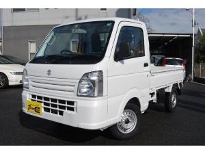 スズキ キャリイトラック KCエアコン・パワステ AT 4WD 届出済未使用車