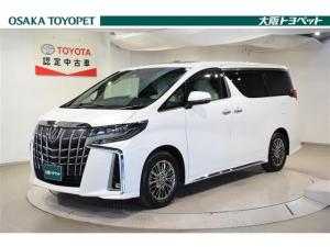 トヨタ アルファード 3.5エグゼクティブラウンジS メーカーナビフルセグリアTV