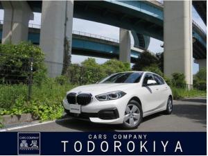 BMW 1シリーズ 118d プレイ エディションジョイ+ ワンオーナー車 管理ユーザー買取車