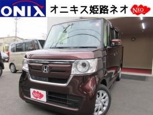 ホンダ N-BOX G・スロープホンダセンシングTVナビバックカメラETCマット
