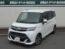 トヨタ/タンク カスタムG-T 衝突被害軽減ブレーキ LEDヘッドランプ