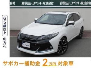トヨタ ハリアー エレガンス GRスポーツ T-Connectナビ
