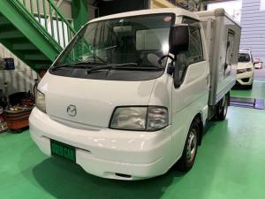 マツダ ボンゴトラック 冷蔵冷凍車 低温ー20℃