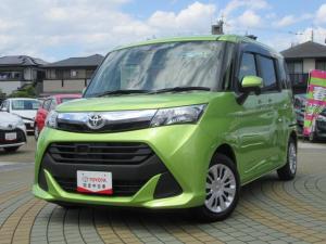 トヨタ タンク G-T スマアシII 元試乗車 純正SDナビ ドラレコ