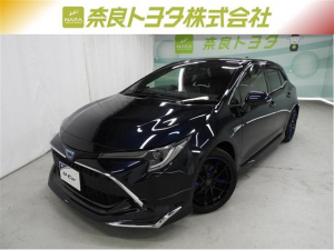 トヨタ カローラスポーツ ハイブリッドG Z フルセグメモリーナビ+バックモニター+ABS+
