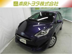 トヨタ アクア Sスタイルブラック フルセグメモリーナビ+バックモニター+スマートキー