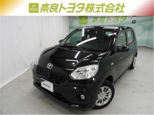 トヨタ パッソ X S ワンセグメモリーナビ+キーレス
