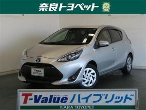 トヨタ アクア Sスタイルブラック CD スマートキ- クルーズコントロール