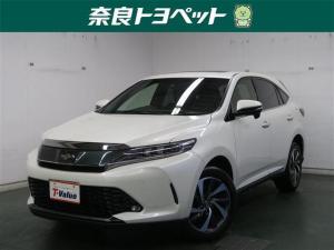トヨタ ハリアー プレミアム メモリーナビ スマートキ- サンルーフ ETC