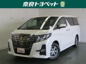 トヨタ アルファード S Aパッケージ タイプブラック メモリーナビ フルセグ