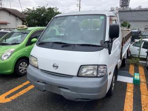 日産 バネットトラック スーパーローDX 垂直ゲート付