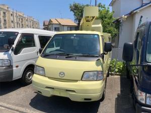 マツダ ボンゴトラック ベースグレード 高所作業車
