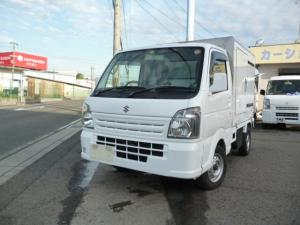 スズキ キャリイトラック KC 冷蔵冷凍車-20℃ ETC AC PS PW