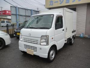 マツダ スクラムトラック  冷凍車 -5℃ 車検 R3年6月 AC PS
