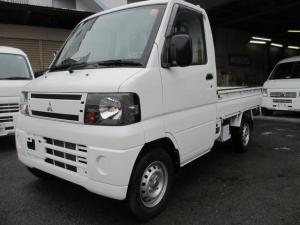 三菱 ミニキャブトラック VX-SE 5速・エアコン・パワステ