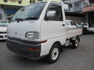 三菱 ミニキャブトラック VX-SE 4WD・5速・パワステ