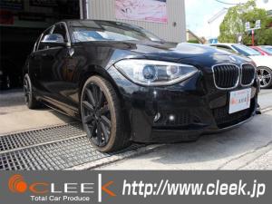BMW 1シリーズ 116i エアロ ホイール 可変マフラー