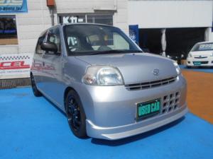 ダイハツ エッセ エコ ナビックコンプリート車